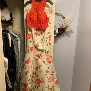 Sherri Hill Prom Dress Size 0